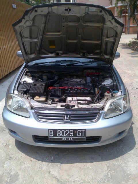 Honda Civic Ferio Matic 1.5cc Facelift Thn 2000 Silver