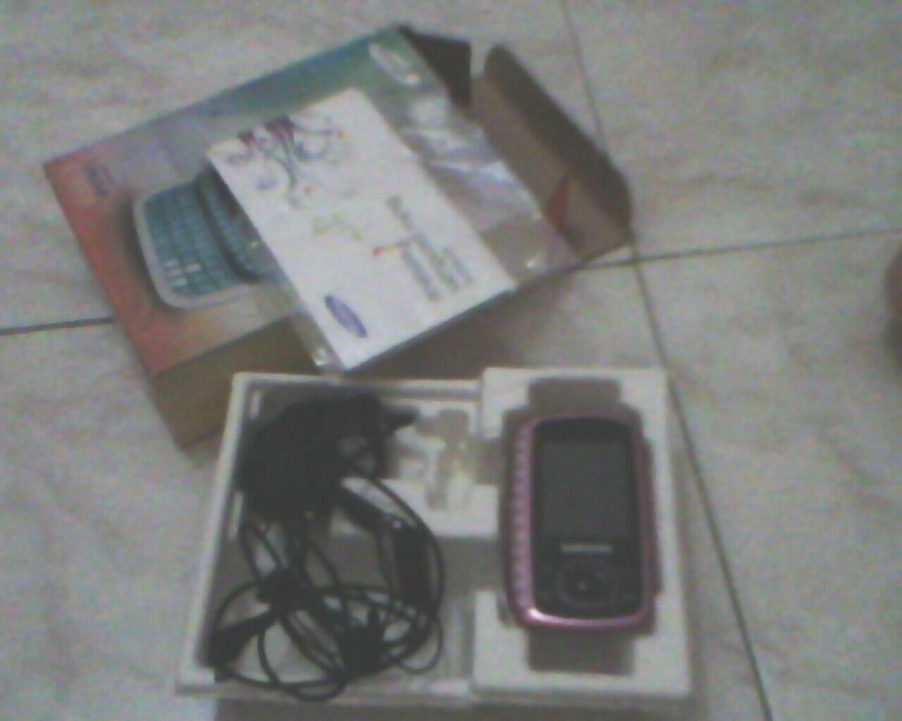 Samsung B3310 SOLO