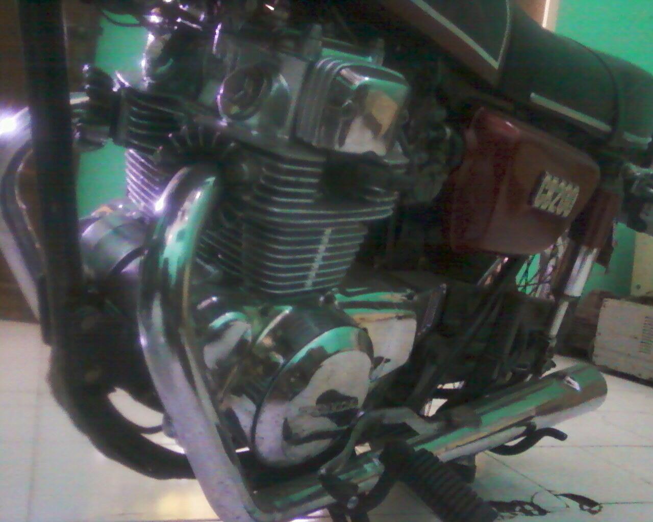 honda CB 200 full Original