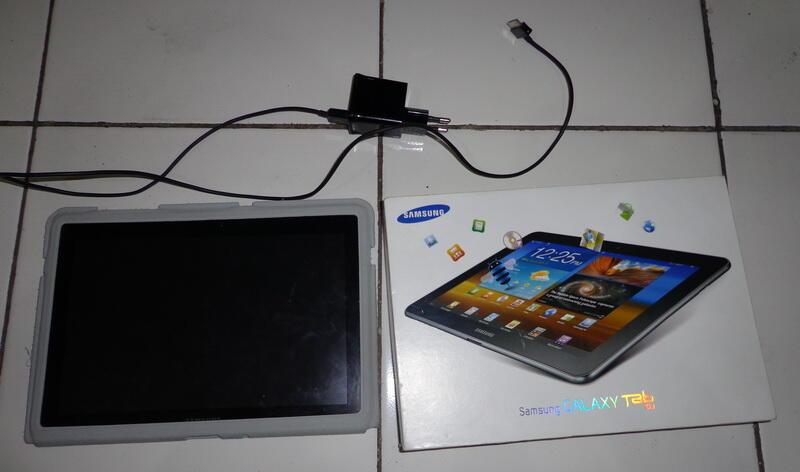 Samsung Galaxy Tab 10.1 GT-P7500 32GB Wifi 3G - 2nd