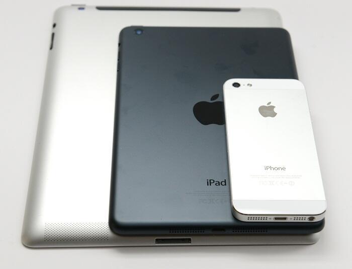 Jual ipad mini wifi 32gb black/white. hanya 2 unit!