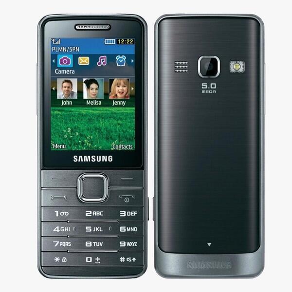 Jogja Yogya - Samsung s5610 Primo-baru buka bungkus, bahan metal elegan