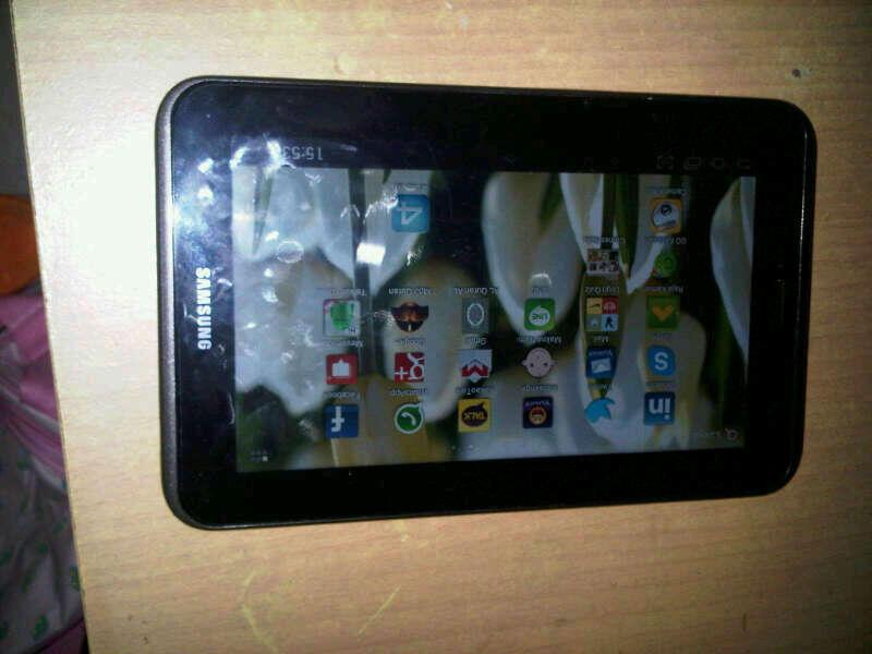 DIJUAL : Samsung Galaxy TAB 2 7.0 P3100
