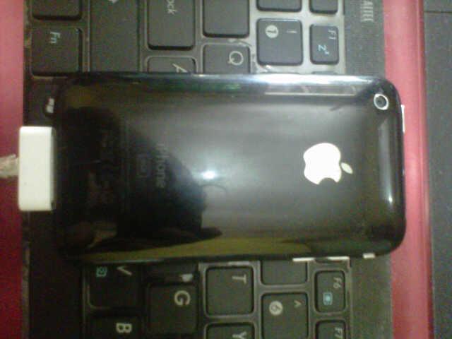 I phone 3G FU 8GB apa adanya