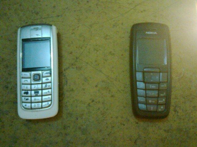 nokia 2600 - Nokia 6020 bandung
