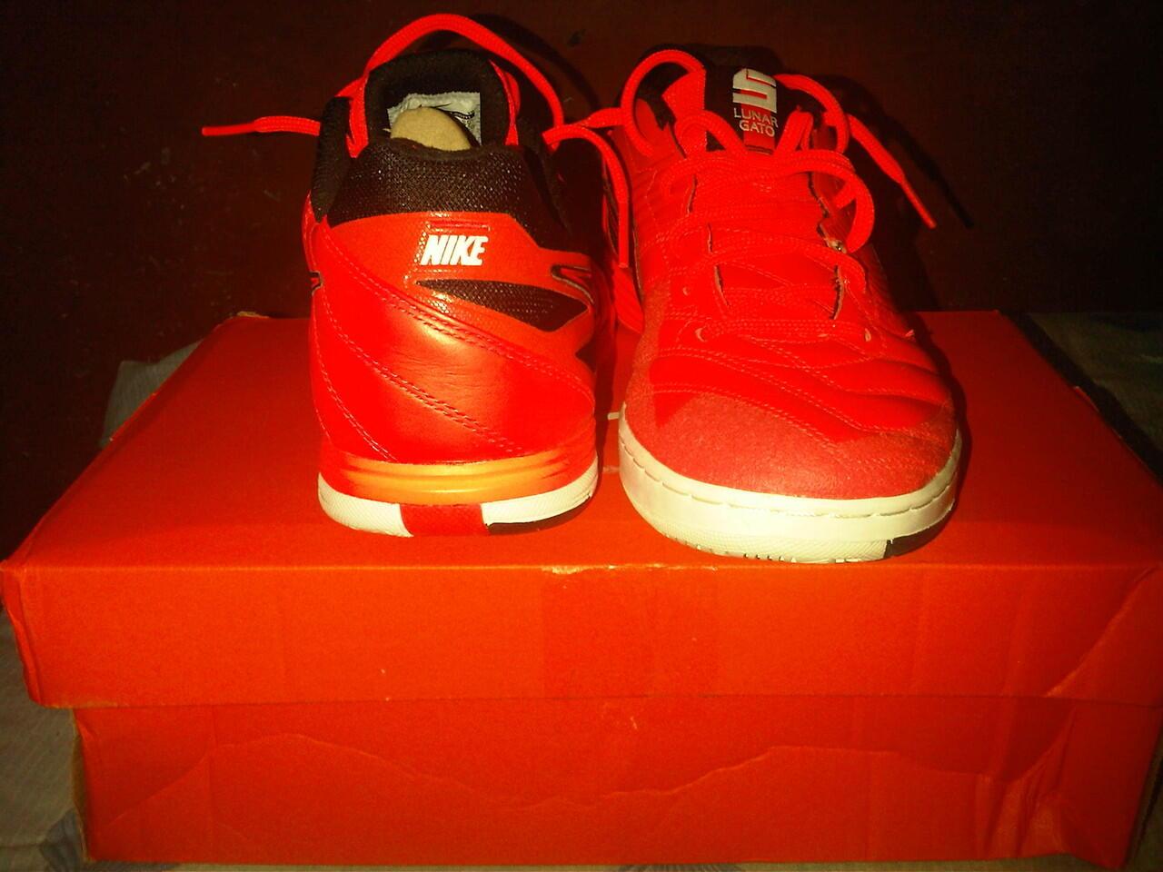Nike5 Lunar Gato Crimson