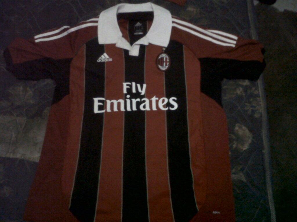 SALE Jersey Milan 2012-13 Home Size XL Grade Ori