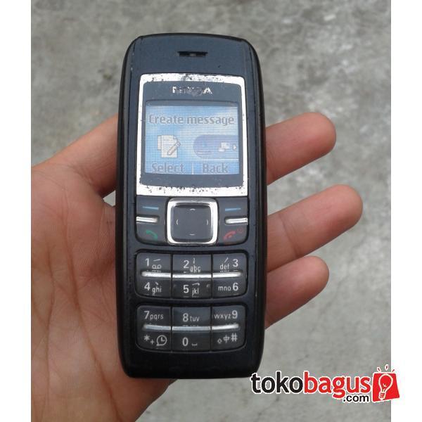 Jual Blackberry 8330 os 5 and nokia 1600 jember