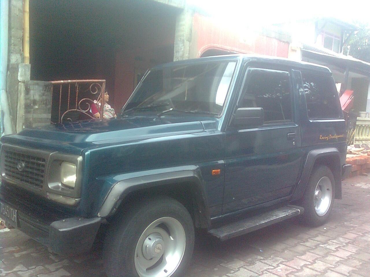 Dijual gan... Daihatsu Feroza TH 1993