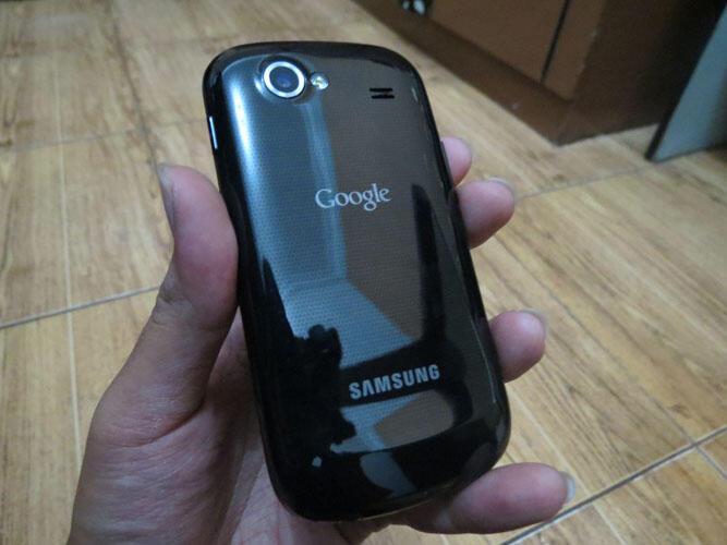 Google Nexus S -- Pure Google, Pure Android!