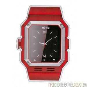 HP Jam Merk MITO S500 ( bisa sms, telp. dll)