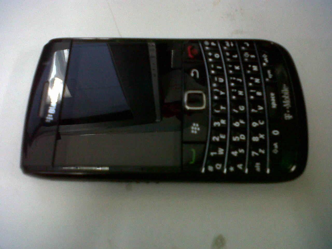 BLACKBERRY ONYX 2 9780 SECOND BERGARANSI
