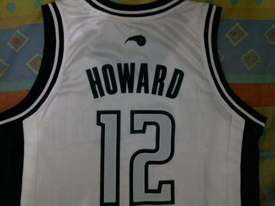 Jersey NBA Dwight Howard - Orlando Magic