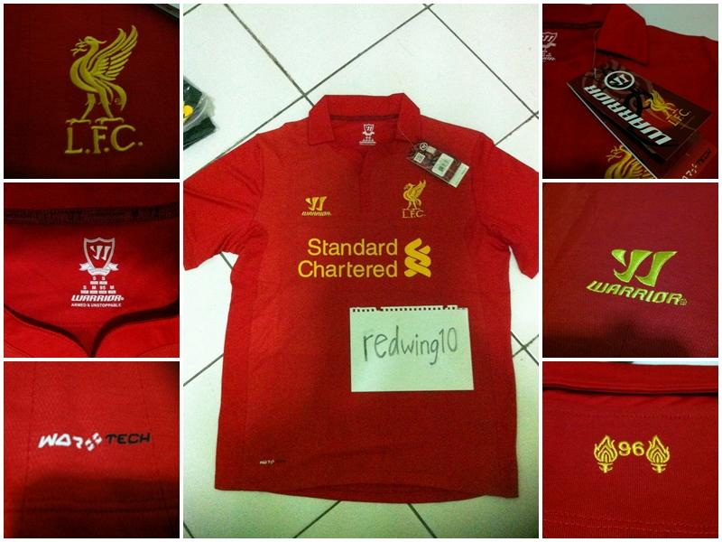 [READY STOCK] JERSEY GRADE ORI & PLAYER ISSUE 2012/2013 MURAH!