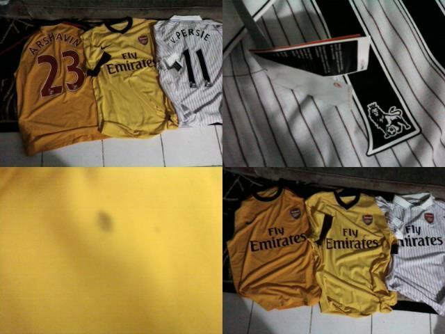 Jersey Arsenal KW Thai AAA All Size XL