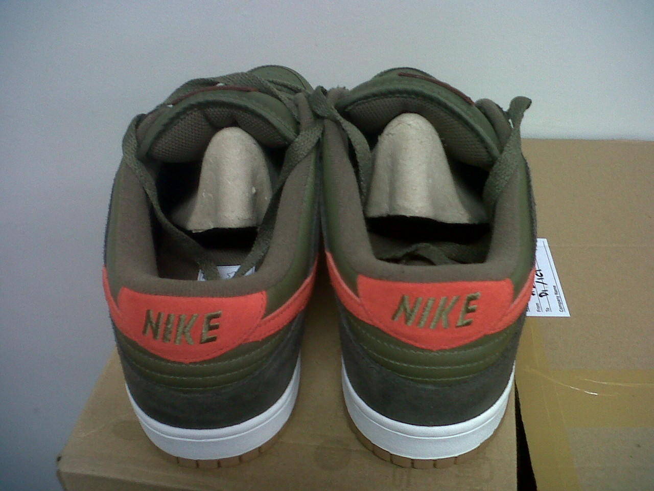 Nike Dunk Low Original New Murah!! Aztec Limited Edition