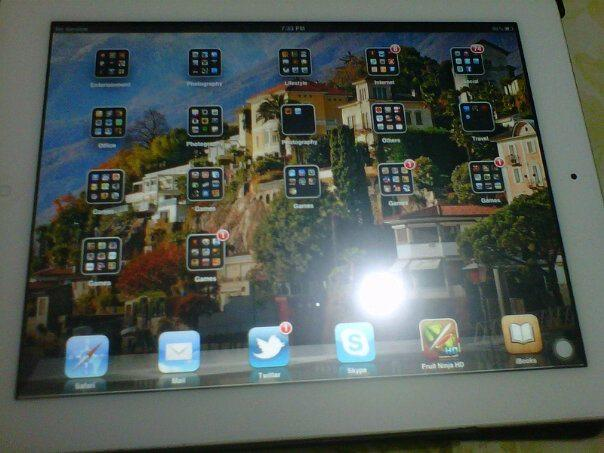 J>IPAD 2 3G WIFI 32 GB SECOND