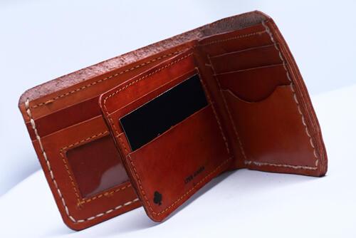 wallet like (lthrkrft,voyej,flathead,cocoline ETC) hand made