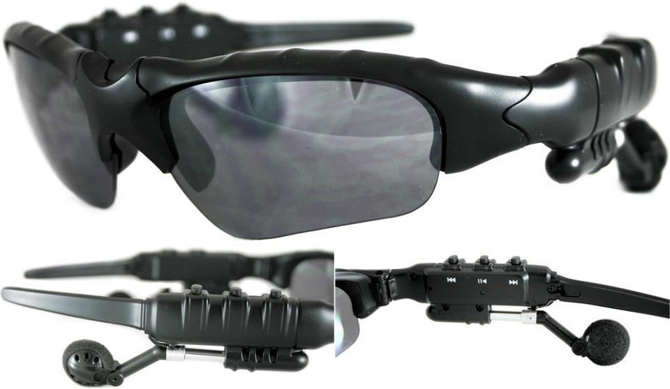Kacamata MP3 (Sunglasses MP3 2GB) Termurah, Keren Gan!!!