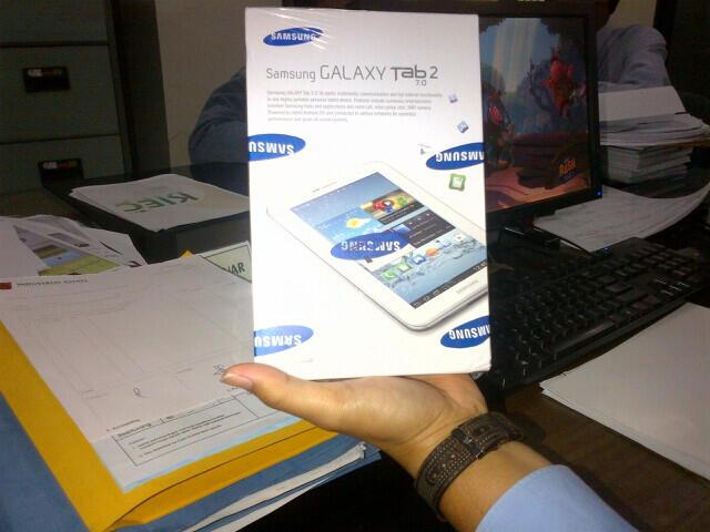WTS - Samsung Galaxy Tab 2 P3100