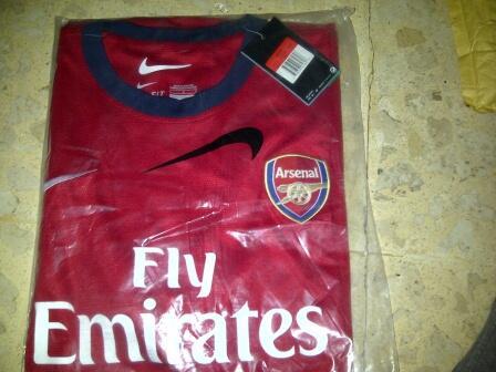 JERSEY Arsenal Murah