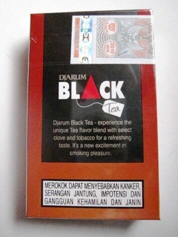 [WTB]Rokok Djarum Black Tea