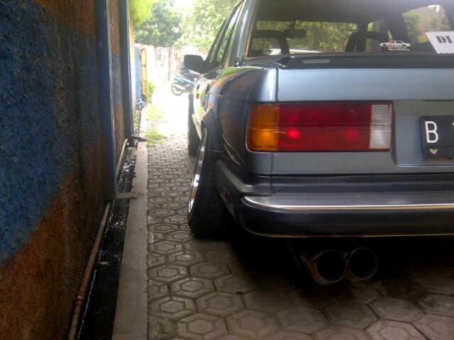 BMW M10 muluss