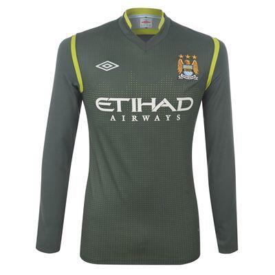 Jersey Kiper Manchester City