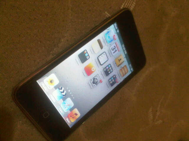 IPOD gen 3rd 32gb second