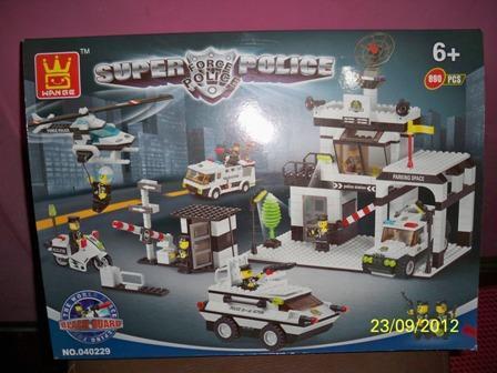 ANEKA LEGO dan MAINAN ANAK