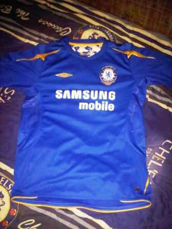 WTS / Jual Jersey CHELSEA home 2005 - 2006 Centenary