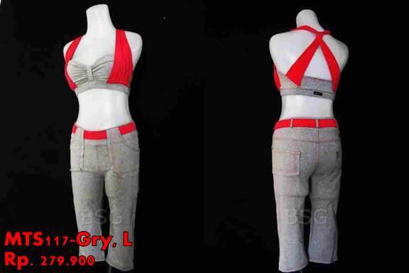Jual Baju Senam Berkualitas Harga Grosir (Crystal, De Almada, Body Image, Alfio, dll)