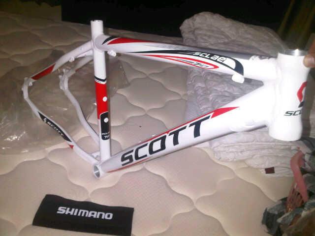 Frame Sepeda MTB Scott
