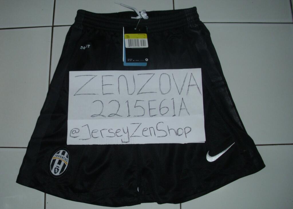 WTS Celana Juventus Away Grade Ori 2012-1013 Size S dan M 100% Baru