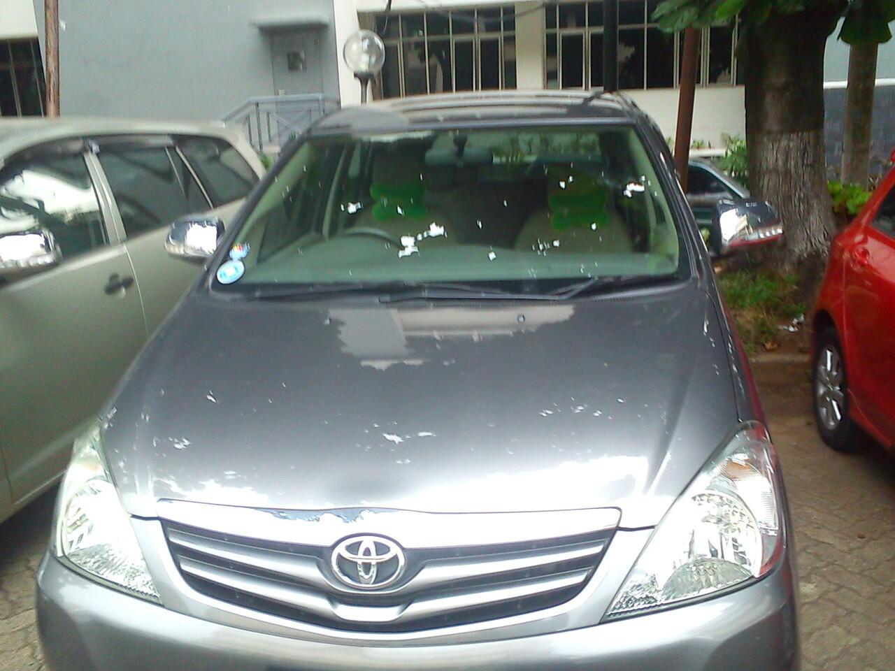 Dijual New Inova 2008