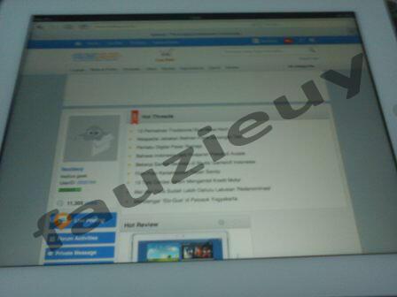 New Ipad 16GB Wifi Only Murah Masih Garansi
