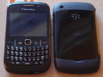 Blackberry 8520 Black dan MULUS Masih seperti Baru