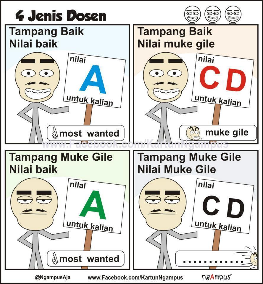 Kehidupan Ngampus Super Ngakak Mahasiswa Gan..