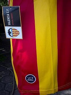Ready stock jersey bola/baju bola Valencia 3rd S,M,XL Siap Kirim Gan!!!