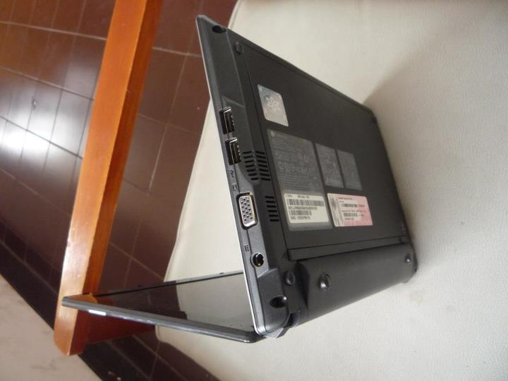 Jual netbook Gateway LT 25 Intel Atom Core N550