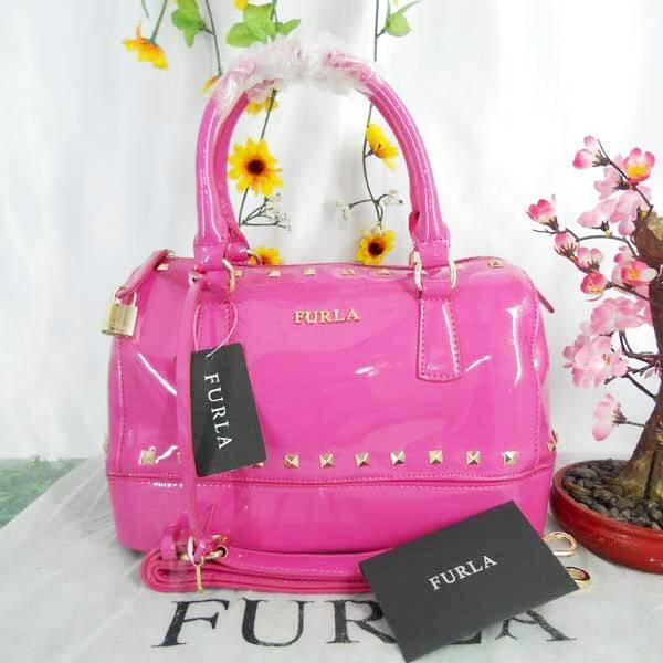 Tas Pink FURLA Rock Star