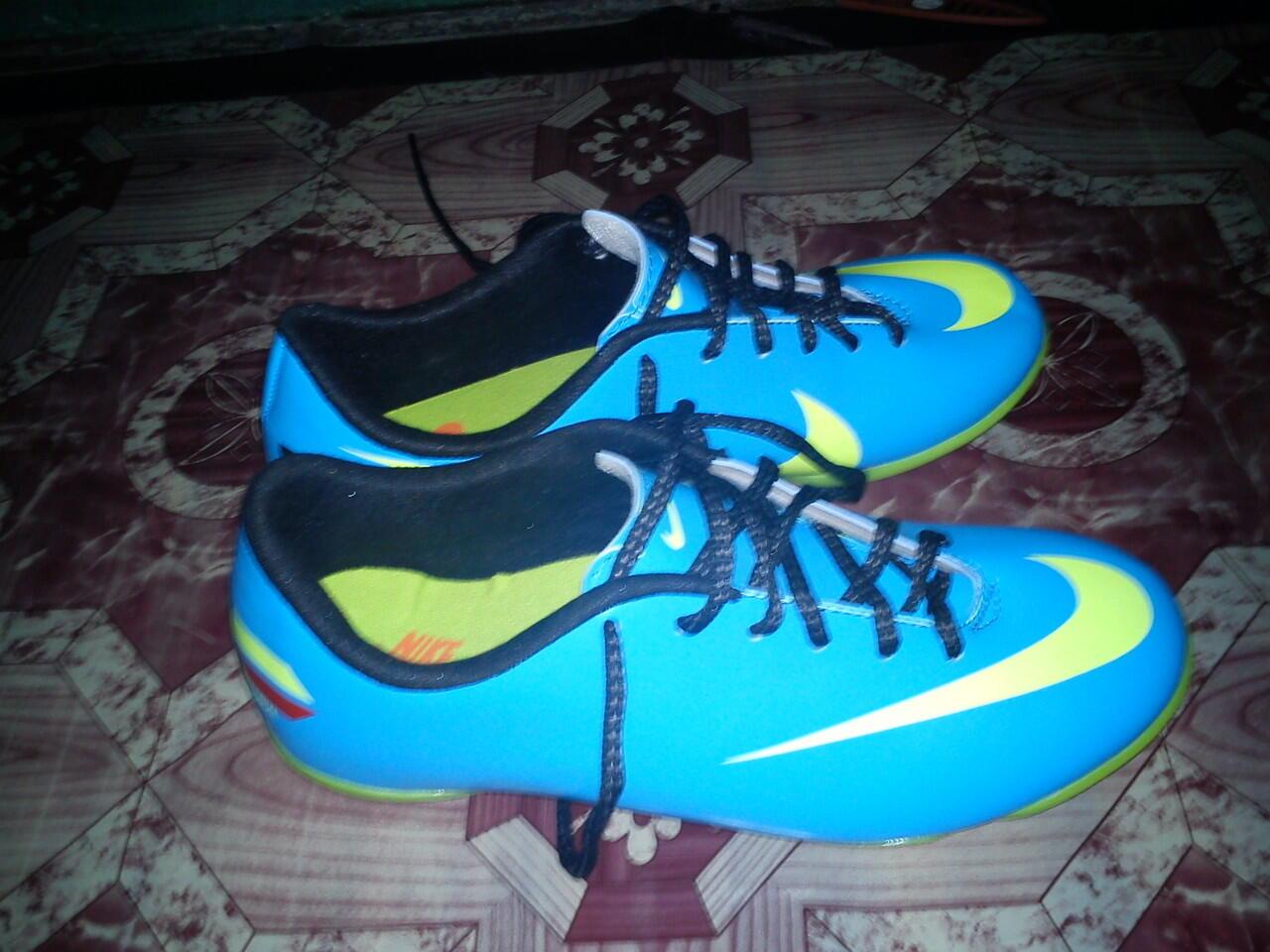 WTS Sepatu Futsal Nike Mercurial Vapor KW Super