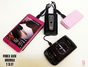powerbank 6800mah
