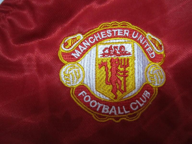 Pre Order Replika jersey Manchester United retro 1990