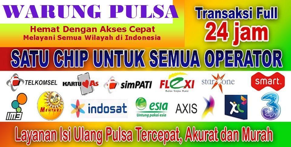 Pulsa Tanpa Modal di Bandung Cimahi