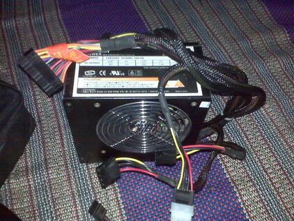 mobo proc 939 dualcore langka RS482-M (V1.0A)+AMD Athlon 64 X2 4400+ dan psu jogja