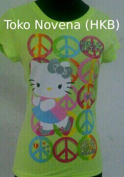 Kaos Hello Kitty