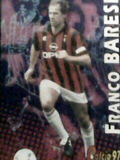 Kartu Bola Legends AC Milan