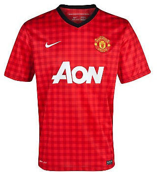 JERSEY All Tim musim 2012/2013 grade ORI & Player Issue