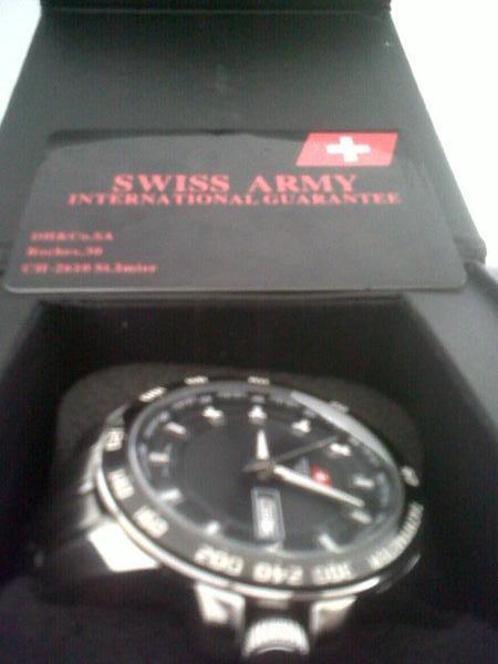 Jual Cepat Jam Tangan SWISS Army